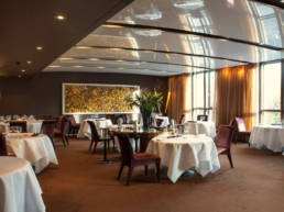 Thorntons Restaurant at the Fitzwilliam Hotel Dublin