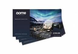 Domes 180 degrees of nature Gift Experience