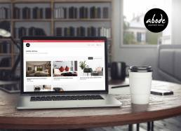 abode hotels voucher sales page mockup