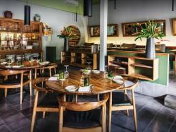 Locavore restaurant interior