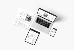 Gift card designs and gift voucher software for novelli belfast