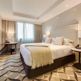 mayfair hotel interior